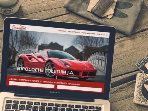 WEB Hipocoche Toletum