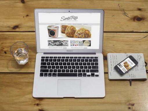 WEB Santa Rita Harinas
