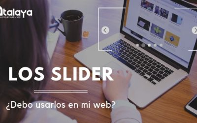Slider en mi web ¿si o no?